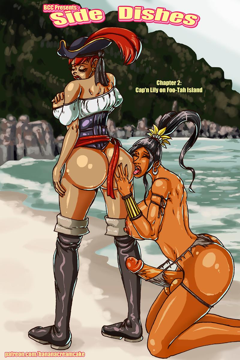 Chapter 2: Cap'n Lily on Foo-Tah Island